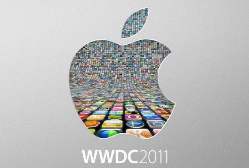 """""""Apple"""" naujienos bus pristatytos konferencijoje programuotojams """"Worldwide Developers Conference"""" (WWDC)."""