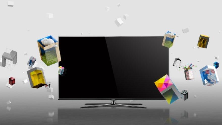Išmaniųjų televizorių galimybes praplečia internetas ir įvairios programėlės.