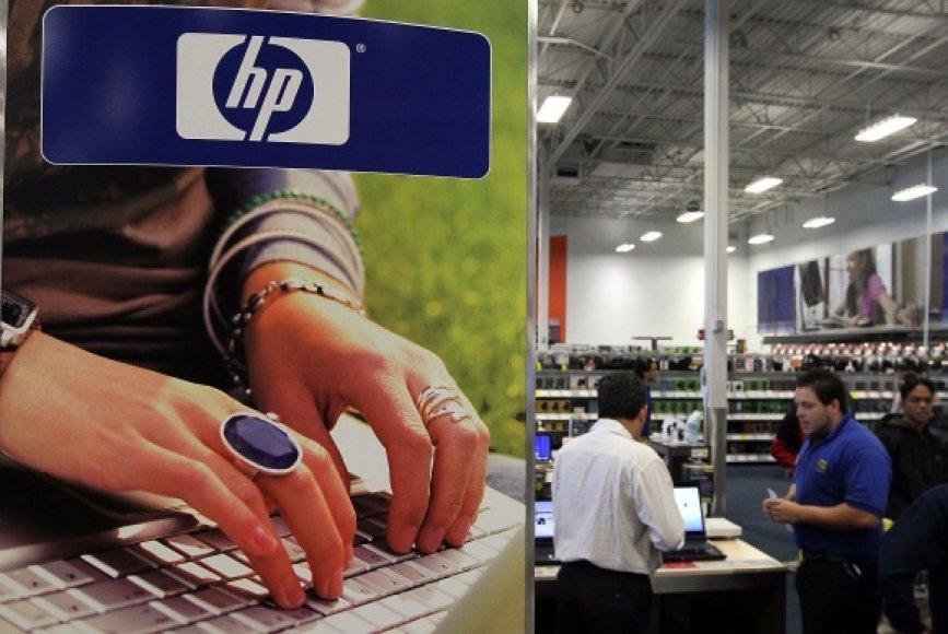 """HP žada ir toliau gaminti kompiuterius, o atsisako tik mobiliųjų įrenginių – planšetinių kompiuterių bei telefonų su """"webOS"""" operacine sistema. Lietuvoje jais nebuvo prekiaujama."""