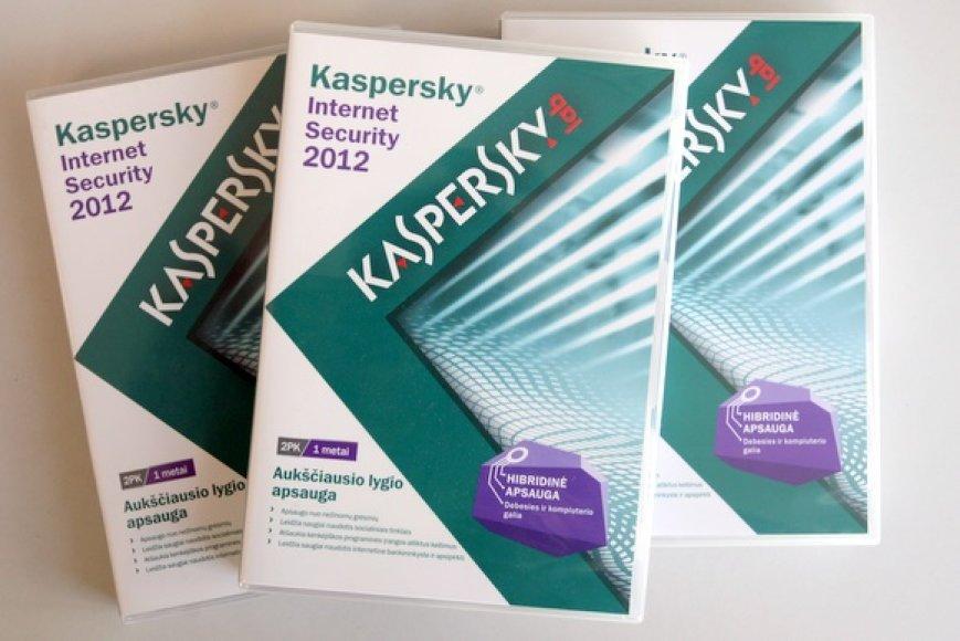 """Kaspersky Internet Security 2012"""