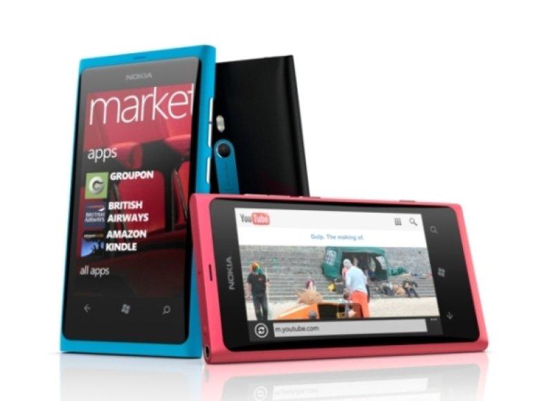 """Telefonas """"Nokia Lumia 800"""""""