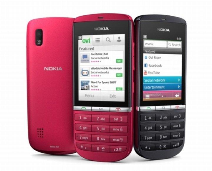 "Telefonas ""Nokia Asha 300"""
