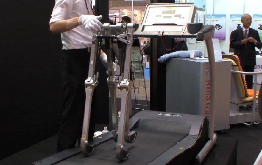 Japonų sukurtas robotas gali judėti, nors neturi jokių motorų, sensorių, kompiuterių ar elektros. Jis naudoja tik potencinę energiją.