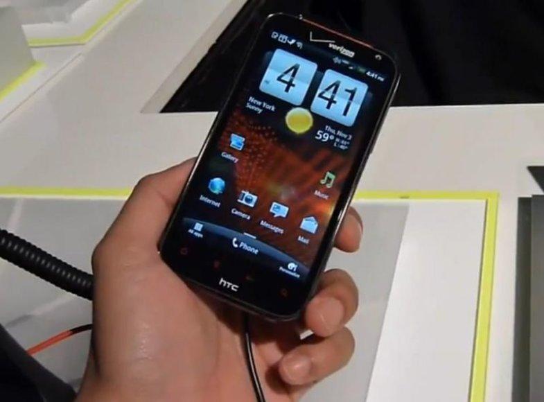 """Išmanusis telefonas """"HTC Rezound"""""""