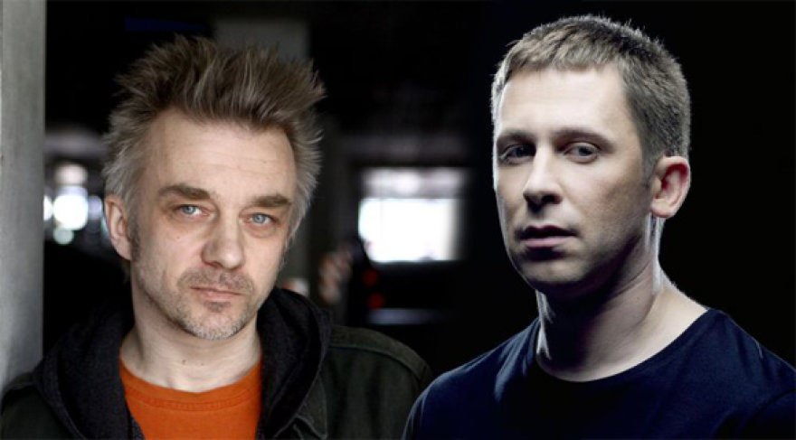 Andrius Mamontovas ir Egidijus Dragūnas