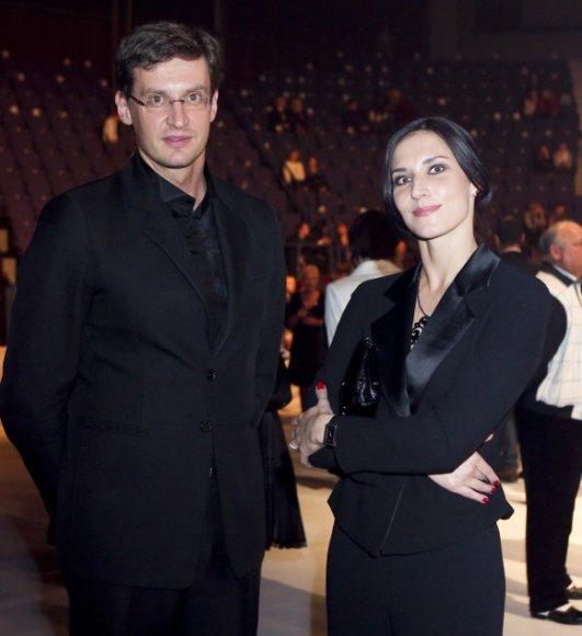 Ieva ir Modestas Pitrėnai