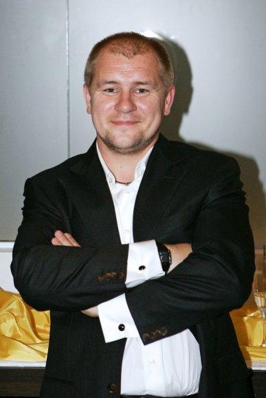 Aktorius R.Cicėnas sako norintis asmeninį gyvenimą pasilikti sau.