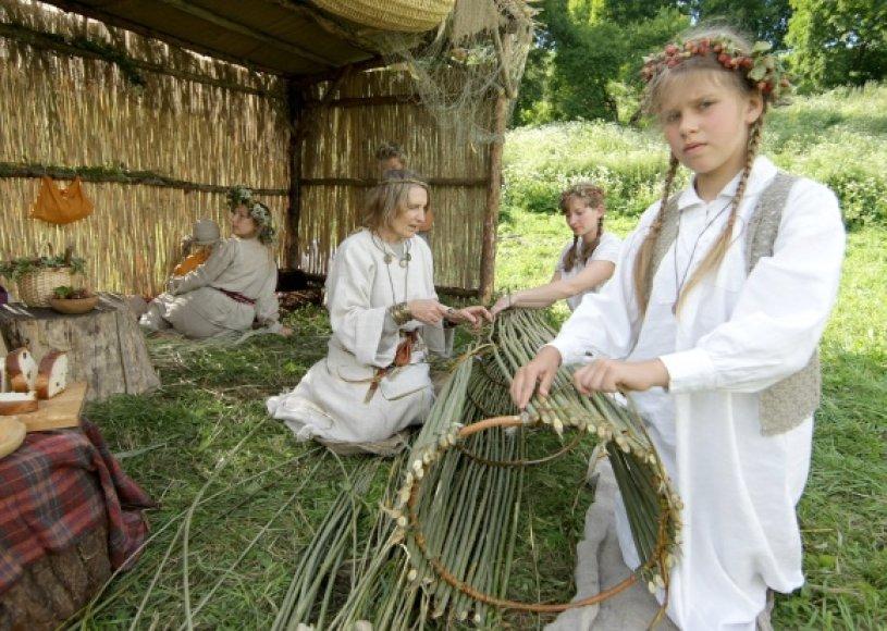 Savaitgalį Kernavėje vyks tarptautinis eksperimentinės archeologijos festivalis