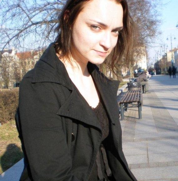 Vargonininkė Agnė Petruškevičiūtė