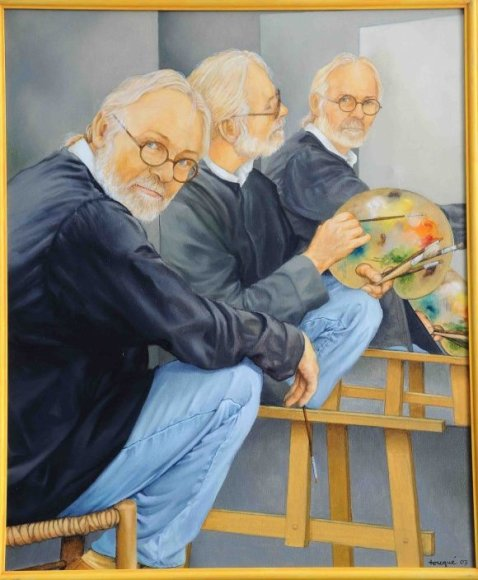 """Torcqué """"Autoportretas"""""""
