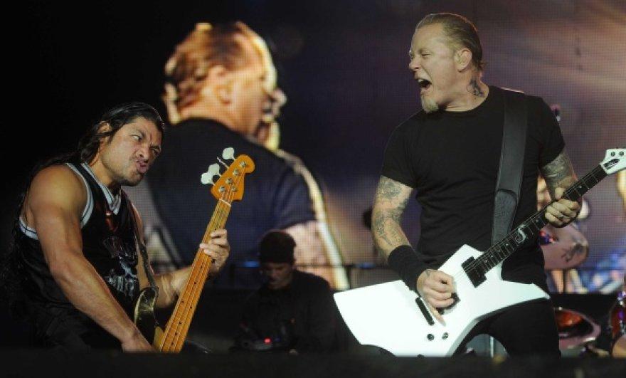 """JAV grupė """"Metallica"""""""