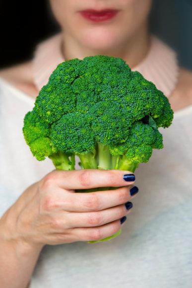 Vida Press nuotr./Brokolis
