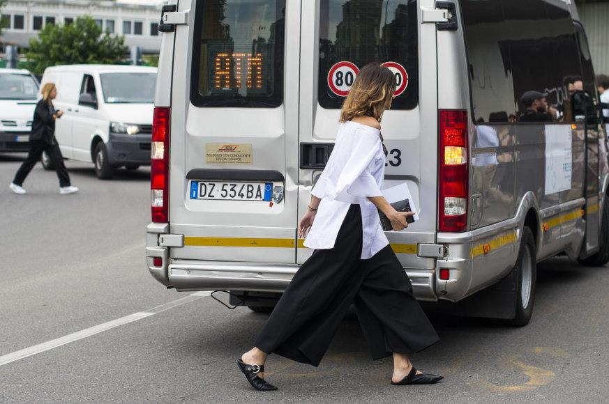 Vida Press nuotr./Gatvės stilius