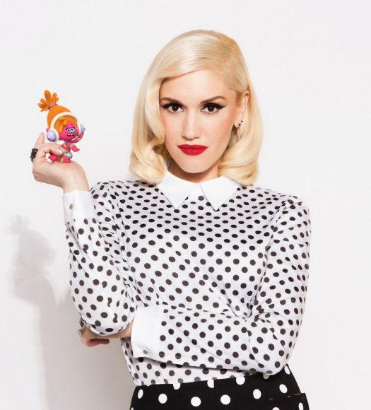 Vida Press nuotr./Gwen Stefani