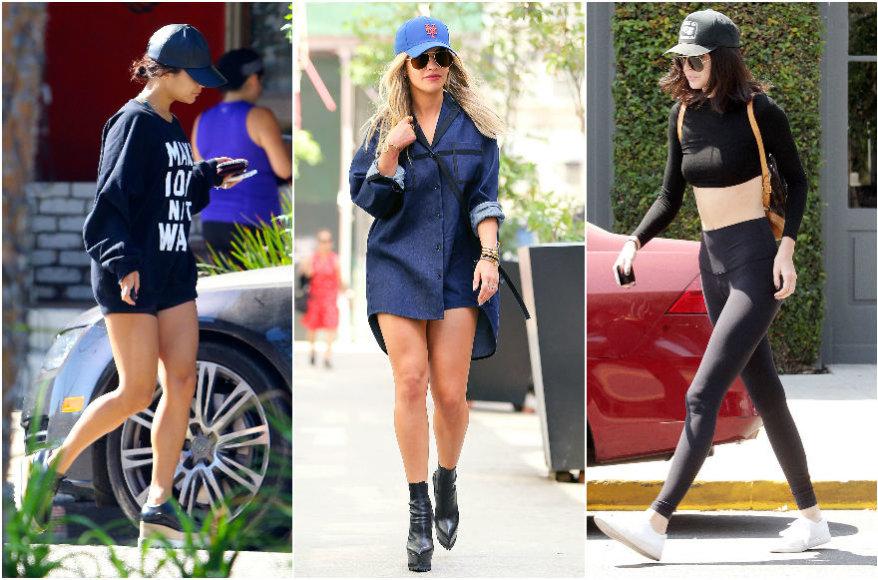 Vida Press nuotr./Vanessa Hudgens, Rita Ora, Kendall Jenner