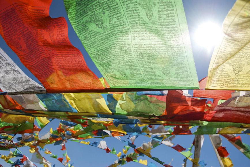 Vida Press nuotr./Tibetas