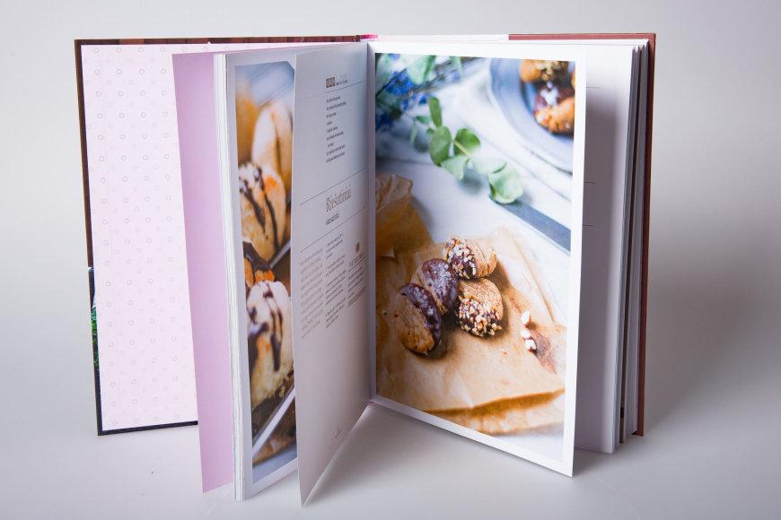 """Luko Balandžio / 15min nuotr./Ugnės Bubnaitytės knyga """"Saldi alternatyva"""""""