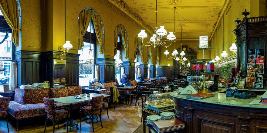 Skonis.lt archyvo nuotr. /Kavos namai Vienoje