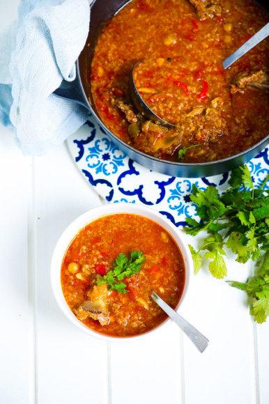 Charčio sriuba