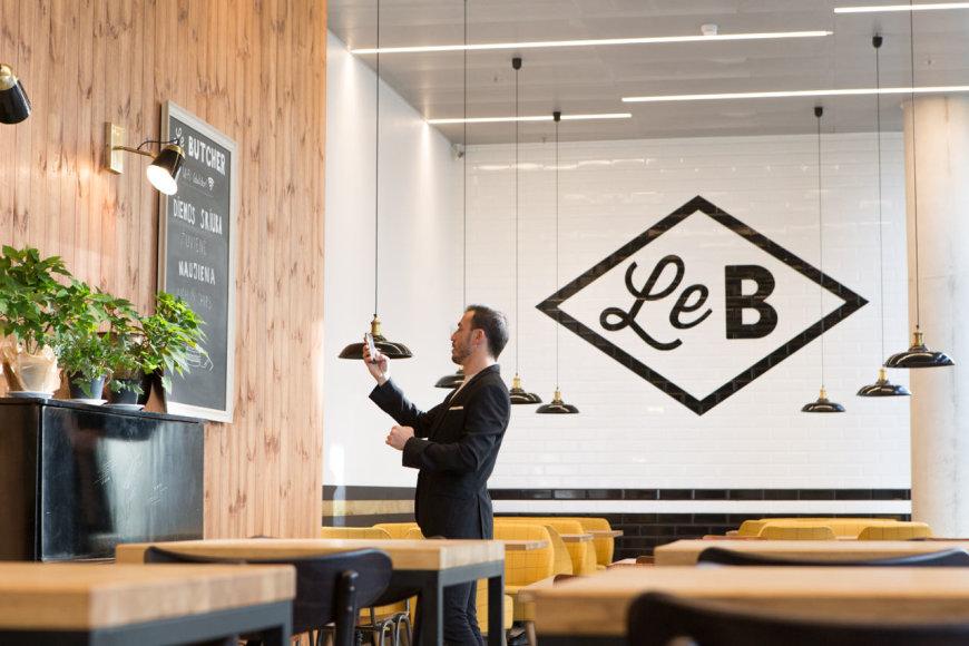 """Restorano archyvo nuotr./Restoranas """"Le Butcher"""""""
