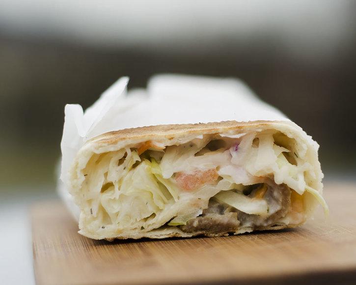 """Strelkabelka nuotr./""""Desi"""" kebabas"""