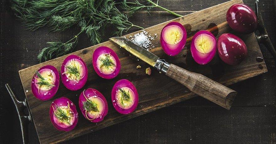 Marinuoti kiaušiniai