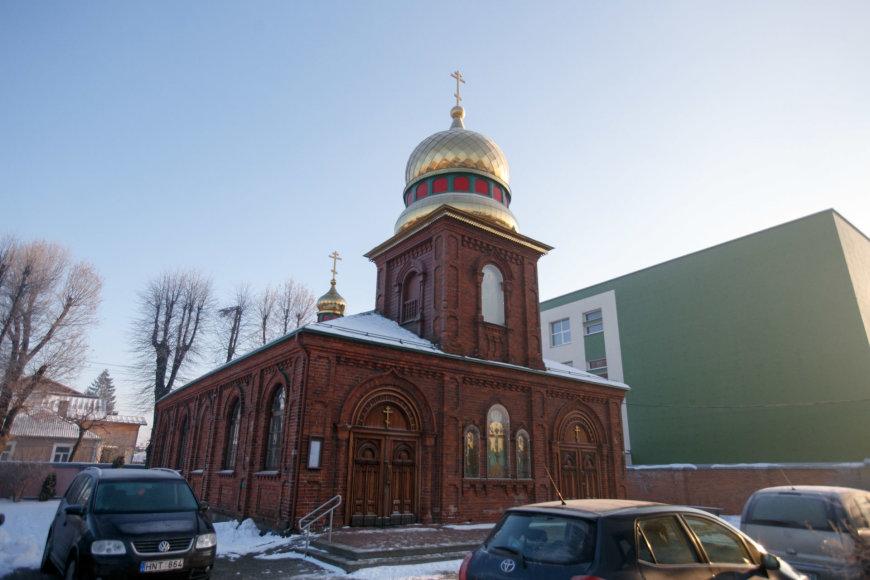 Eriko Ovčarenko / 15min nuotr./Šv.Nikolajaus stebukladario cerkvė