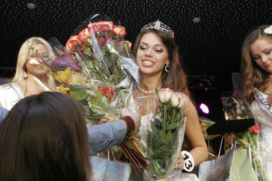 2012 metų Mis Laikinoji sostinė Dovilė Brazionytė