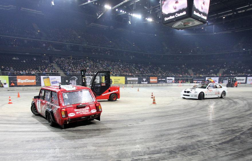 """""""ASFA Motor Show"""" """"Žalgirio"""" arenoje"""