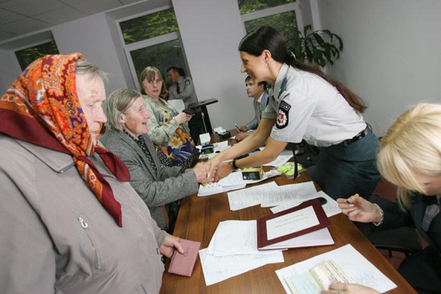 Ištikus nelaimei, atokiausiose Kauno rajono vietose gyvenantys žmonės nuo šiol galės operatyviai išsikviesti pagalbą