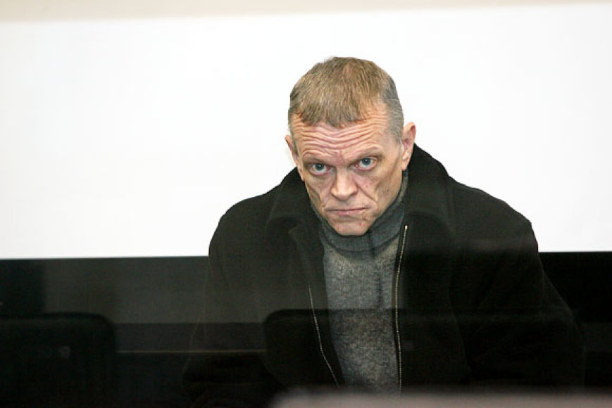 Valdemaras Labanauskas teisme