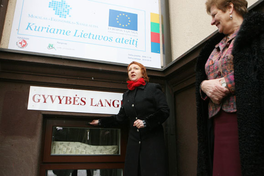 Gyvybės langeliai Kaune