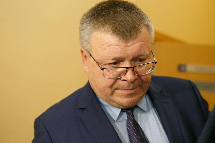 Eriko Ovčarenko / 15min nuotr./Gediminas Abeciūnas teisme