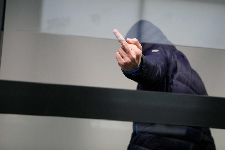 Eriko Ovčarenko / 15min nuotr./Kaltinamieji teisme