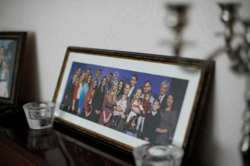 Eriko Ovčarenko / 15min nuotr./Nadeždos šeimos nuotrauka