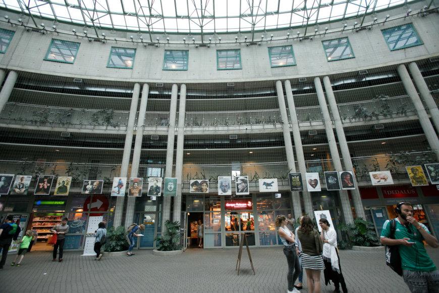 Eriko Ovčarenko / 15min nuotr./Varšuvos universiteto biblioteka