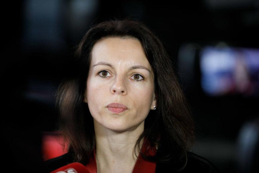 Eriko Ovčarenko / 15min nuotr./Prokurorė Gabija Večerinskienė