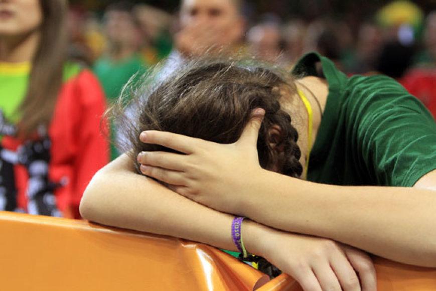 Liūdesys ir džiaugsmas