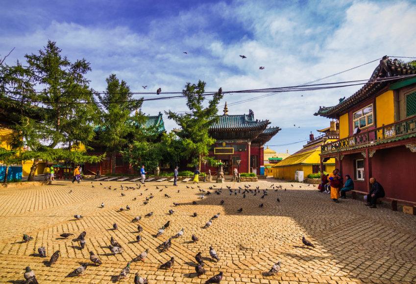 Shutterstock nuotr./Ulan Batoro miestas