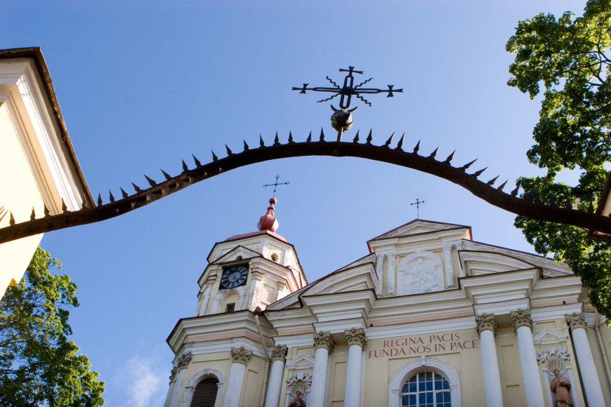 Wikipedia.org nuotr./Vilniaus Šv. apaštalų Petro ir Povilo bažnyčia