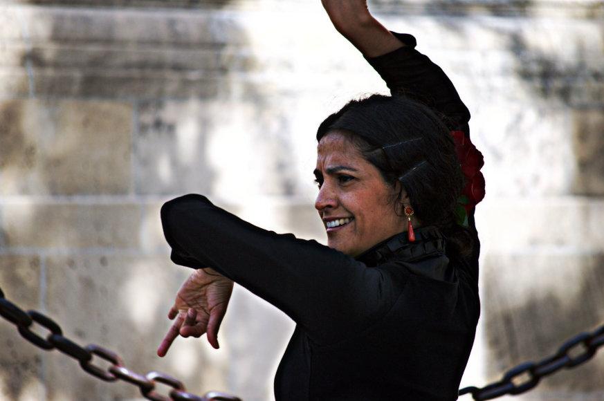 123rf.com/Flamenko gimtinė – Sevilija. Čia šis šokis šokamas visur