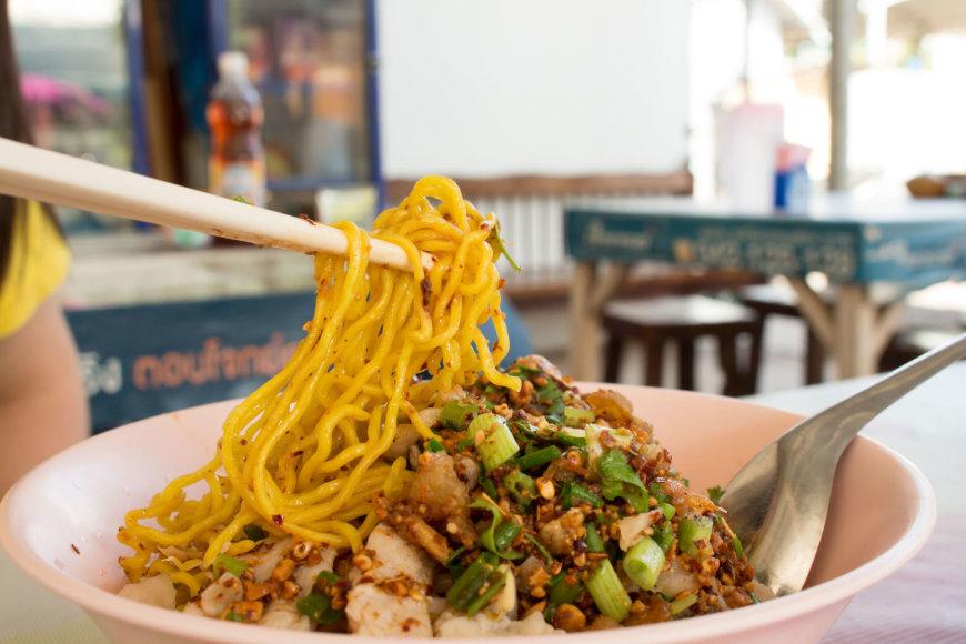 123rf.com /Azijietiškas patiekalas
