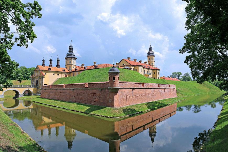 123rf.com/Nesvyžiaus pilis