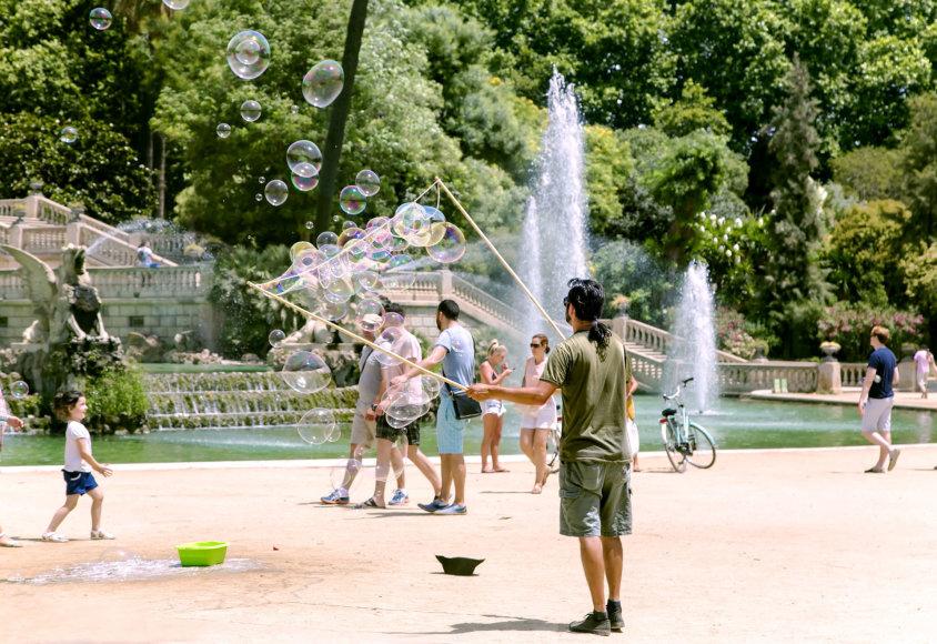 123rf.com /De la Ciutadella parkas Barselonoje