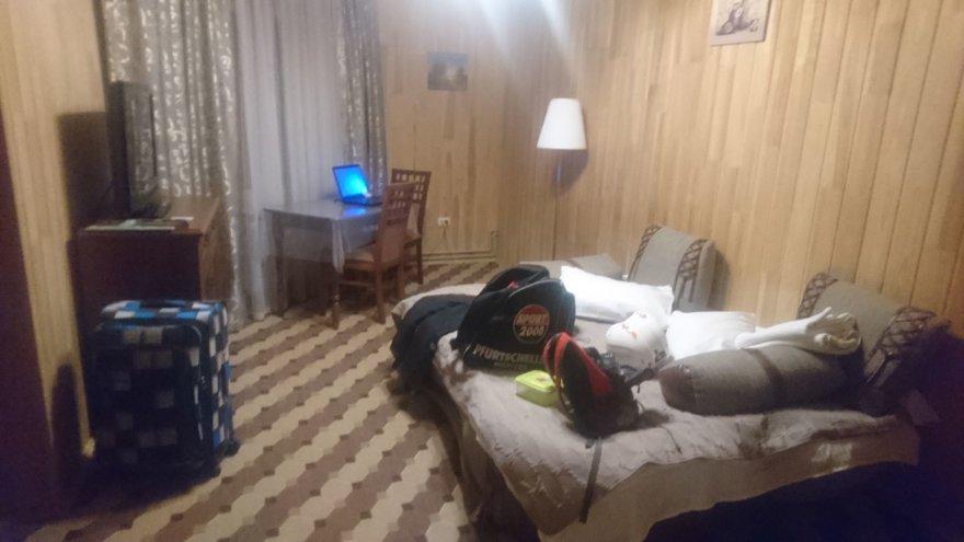 Asmeninė nuotr./Apartamentų Olga Hotel SPA svetainė