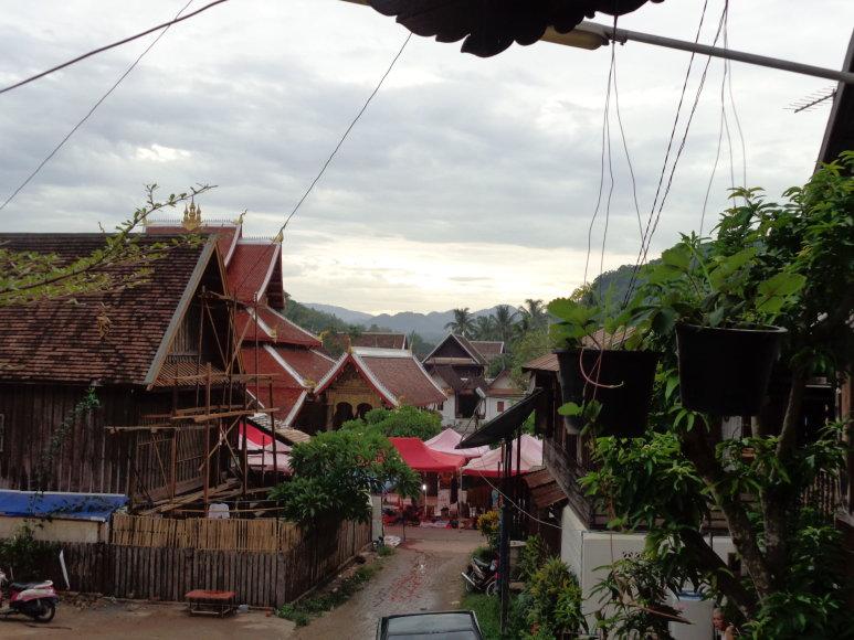 Gabijos Lebednykaitės nuotr./Luang Prabangas