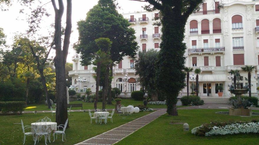 "Shutterstock nuotr./Viešbutis ""Grand Hotel Rimini"""