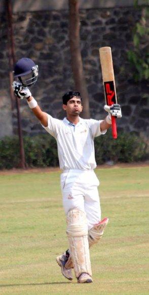 Asmeninės nuotr./Kriketo žaidėjas