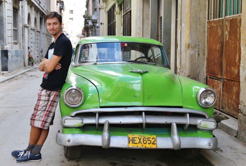Vytauto Mikaičio nuotr./Kuba