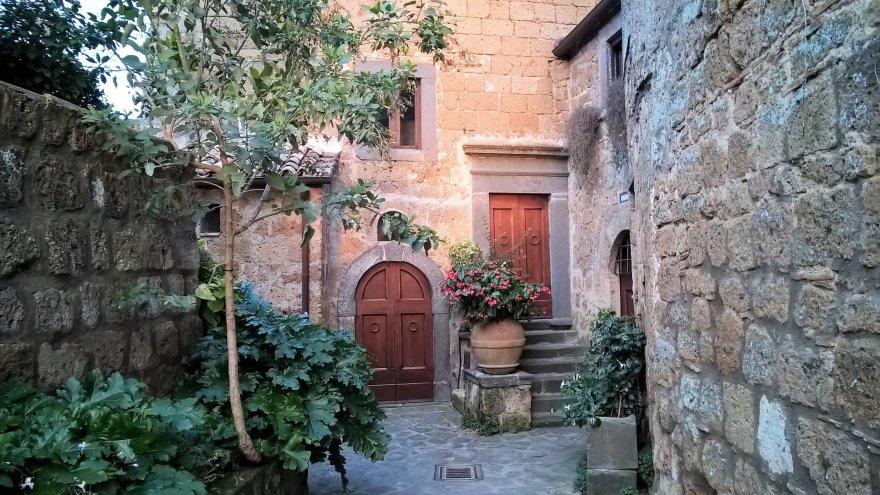 Pauliaus Jurkevičiaus nuotr./Mirštantis Čivita di Banjoredžo miestas Italijoje